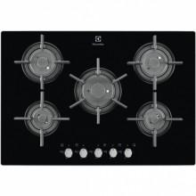 Варочная поверхность газовая Electrolux EGT97657NK