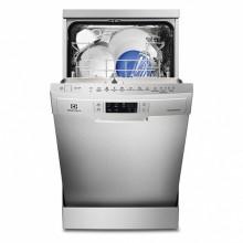 Посудомоечная машина узкая Electrolux ESF9452LOX
